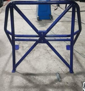 VW MK5 Golf Half Cage