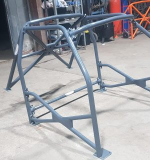 Subaru Impreza GC8 00-05 Bolt in Multipoint Competition Roll Cage