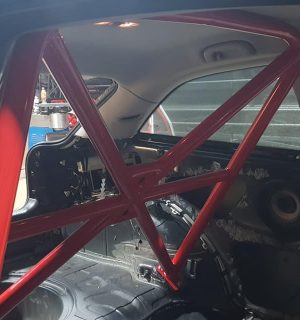 MK4 Vauxhall Astra Hatchback Half Cage