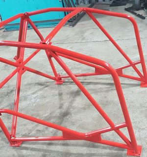 Vauxhall Corsa E / D VXR Bolt in Multipoint Competition Roll Cage