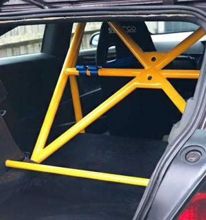 MK5 Vauxhall Astra Half Cage