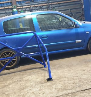 MK2 Renault Clio 172/182 Direct Bolt in Half Cage