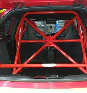 Honda Civic FK2 Half Cage