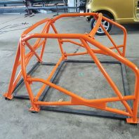 Audi TT Multipoint Competition Roll Cage