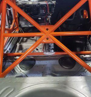 MK1 Audi TT Half Cage