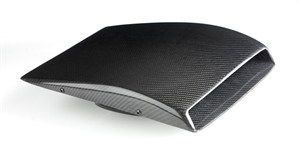 Roof Vent Carbon Fibre