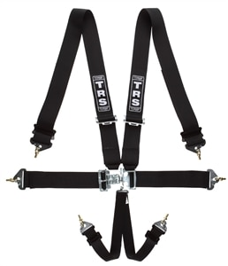 Nascar 75mm 6 Point TRS Harness