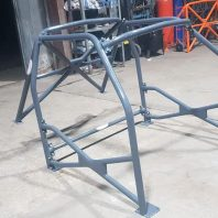 MK5 Ford Fiesta Bolt in Multipoint Competition Roll Cage