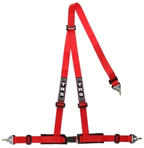 Clubman 3 Point ( Snap hook ) TRS Harness