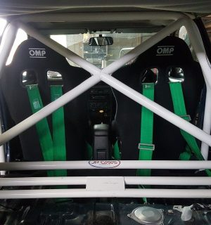 Honda Civic MB6 Half Cage