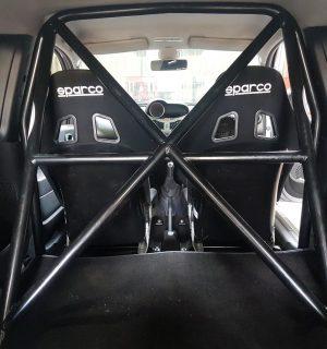 Renault Twingo Half Cage