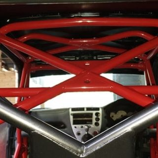 Honda Civic EP3 Half Cage