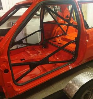 Mk2 Citroen Saxo Multipoint Competition Roll Cage