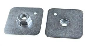 Harness Eye bolt backing plate