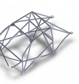 Custom Cages Subaru Impreza GP/GJ R4 – International Multipoint Weld in Kit