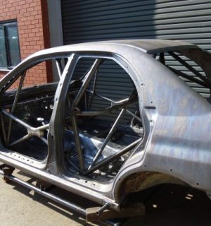 Custom Cages Subaru Impreza GDB Step 3 – International Multipoint Weld in Kit