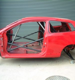 Custom Cages Honda Civic 'R' EP3/EP3 – International Multipoint Weld in Kit