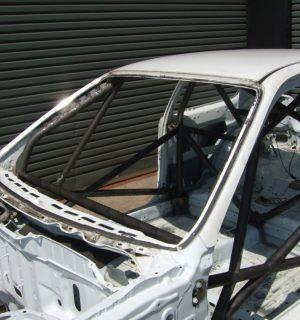 Custom Cages Honda Civic 'R' EK4 – Multipoint Weld in Kit