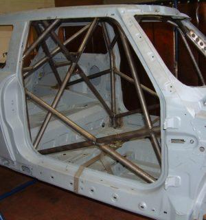 Mini (BMW) R50 + R53. – International Multipoint Weld in Kit