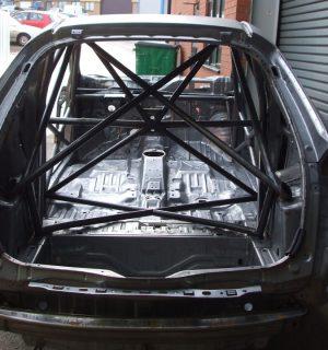 Custom Cages Honda Civic 'R' 2007 FN2 – International Multipoint Weld in Kit