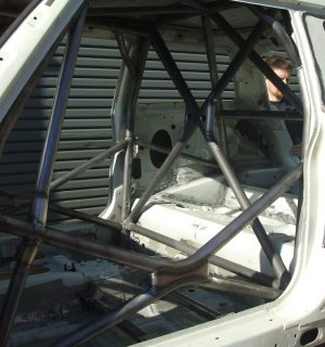 Custom Cages Mini (BMW) 2nd Gen 2007 onwards R56- – Multipoint Weld in Kit