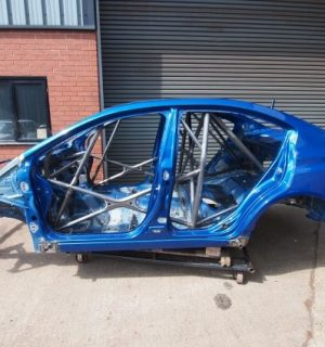 Custom Cages Subaru Impreza VAB – International Multipoint Weld in Kit