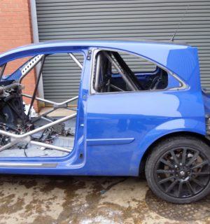 Custom Cages Renault Megane – Multipoint Weld in Kit