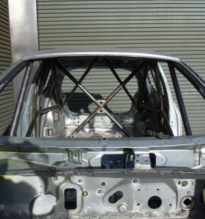 Custom Cages Renault Clio Mk3 197/200 – International Multipoint Weld in Kit