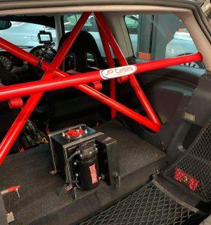 MINI R50/R53 Rear 'C' Pillar Body Brace