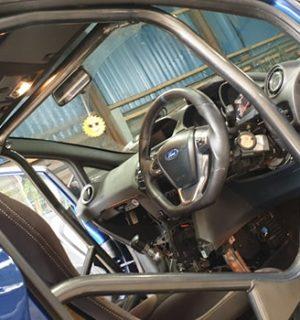 MK7 Ford Fiesta ST Bolt in Multipoint Dash Dodger