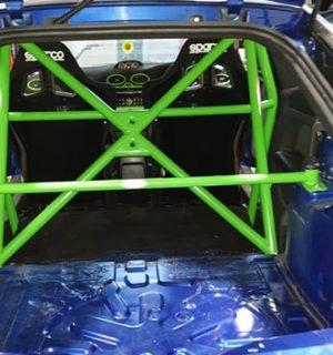 MK2 Ford Focus ST Half Cage